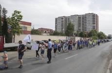 protest Prelungirea Ghencea