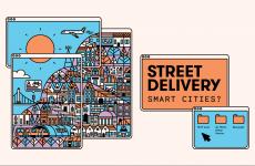 street delivery bucuresti