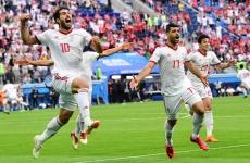 fotbaliști iran