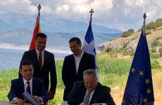 Macedonia acord