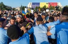 proteste victoriei imbranceli violente
