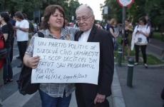 Inquam protest Mihai Șora