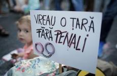 Inquam protest pancarta penali