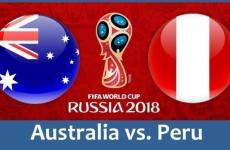 australia-peru cm 2018