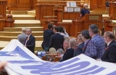 Parlament protest pnl
