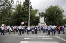 Inquam protest Cotroceni