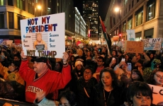 protest sua trump