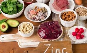alimente zinc