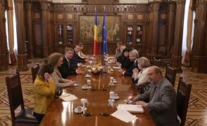 Intalnire Comisia de la Venetia