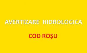 avertizare hidrologica rosu cod