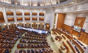 Parlament pnl motiune