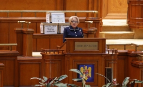 Parlament Viorica Dancila