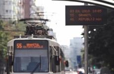 tramvai afisaj electronic