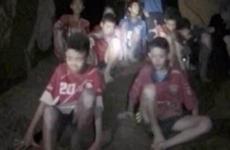 copii pestera thailanda