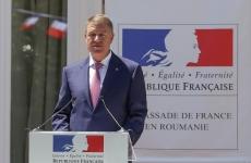 Inquam Klaus Iohannis ambasada frantei