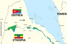 Eritreea Etiopia