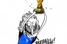 caricatura Charlie Hebdo