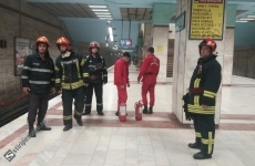 pompieri metrou