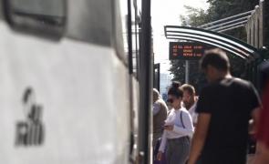 stație tramvai