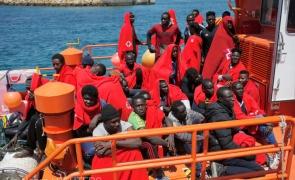 migranti mare mediterana