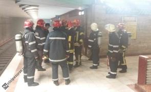 metrou pompieri