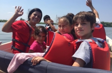Copii Delta Dunării