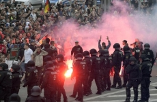 Chemnitz violente batai