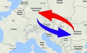 romania germania romania