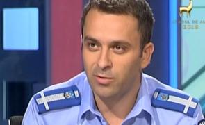 Maior jandarmerie Laurentiu Cazan