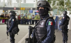 politie federala mexic