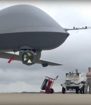 MQ-9 Reaper drona