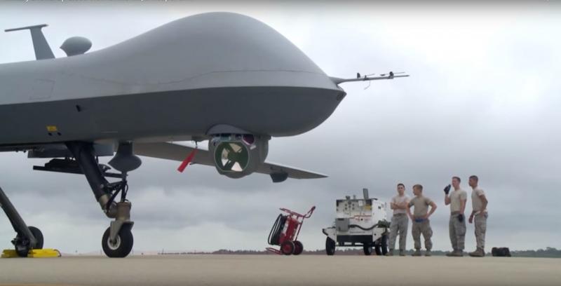 întâlnirea ar drone