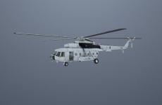 elicopter MI-8 MTV