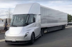 Camion electric