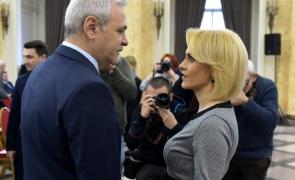 Gabriela Firea Liviu Dragnea