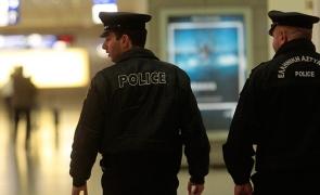 Politia de frontiera Grecia