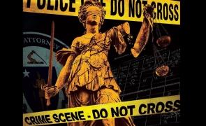 justitie crime scene
