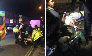 Atac moschee Londra