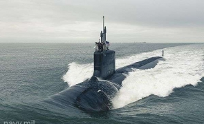 submarin USS Indiana