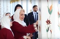 Viorica Dancila Abu Dhabi