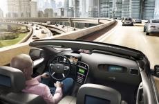 masina siguranta autostrada