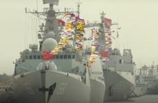 Exercitii militare china