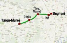 Iasi Targu Mures