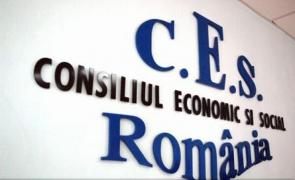CES Consiliul Economic si Social