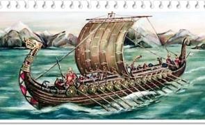 corabie vikingi