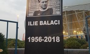 Comemorare Ilie Balaci