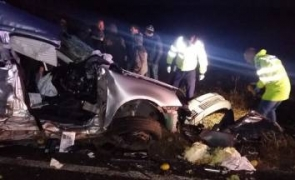 Accident Oituz și Sibioara