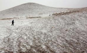 Tibet Qinghai munte