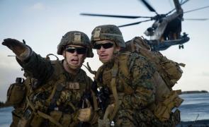 militari armata nato