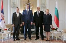Dancila Tsipras Vucic, Borisov